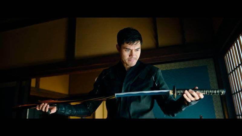 Trailer k filmu Snake Eyes: G.I. Joe Origins