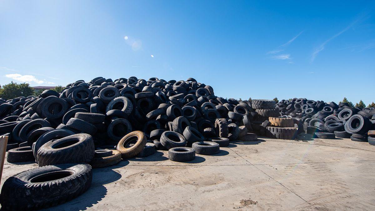Výsledky zpětného odběru pneumatik kolektivního systému Eltma
