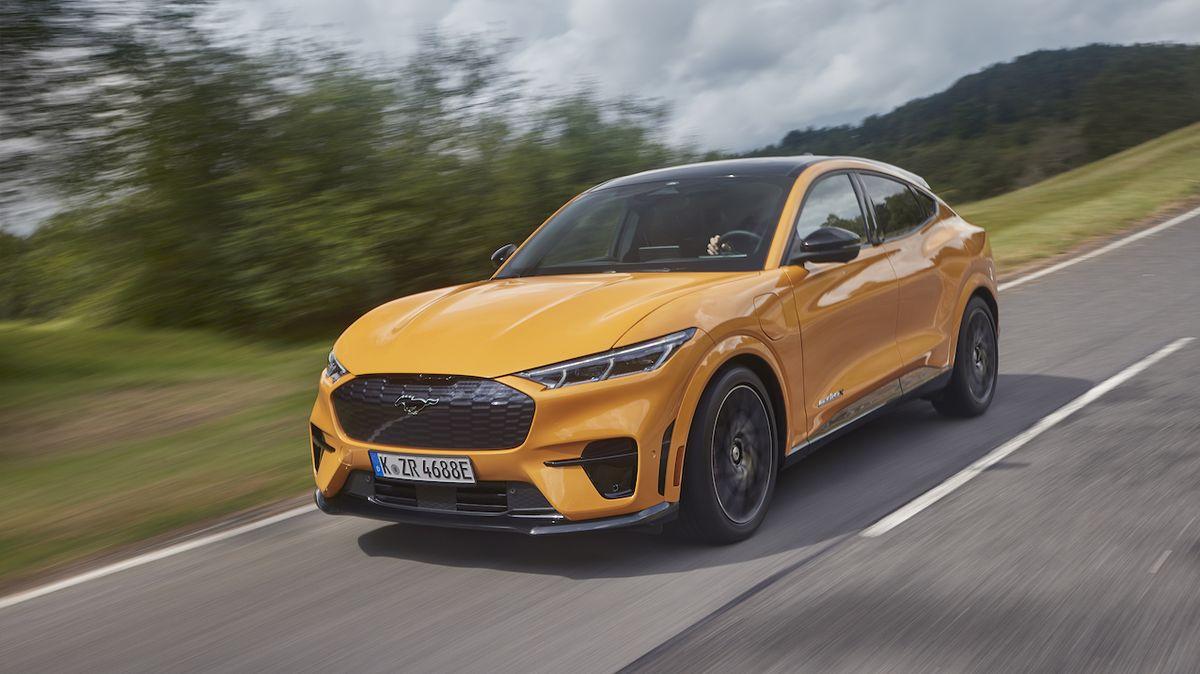 Nejsilnější elektrický Ford Mustang dorazil na český trh, cenou se nepodbízí