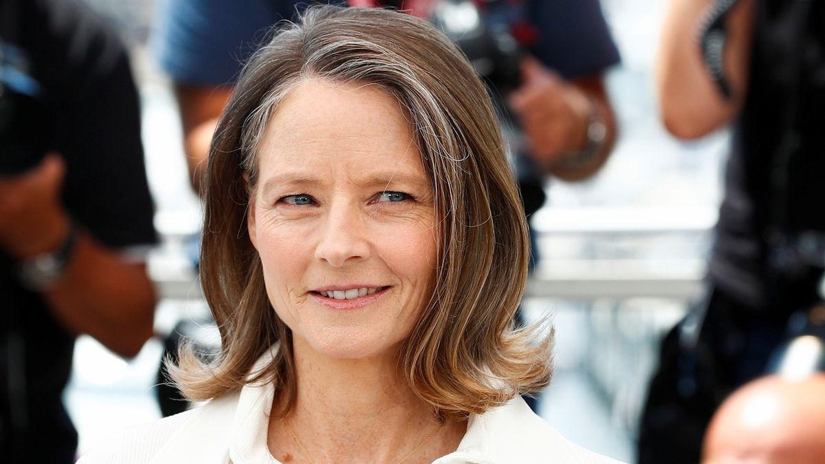 Jodie Fosterová převzala v Cannes Zlatou palmu a vzpomínala
