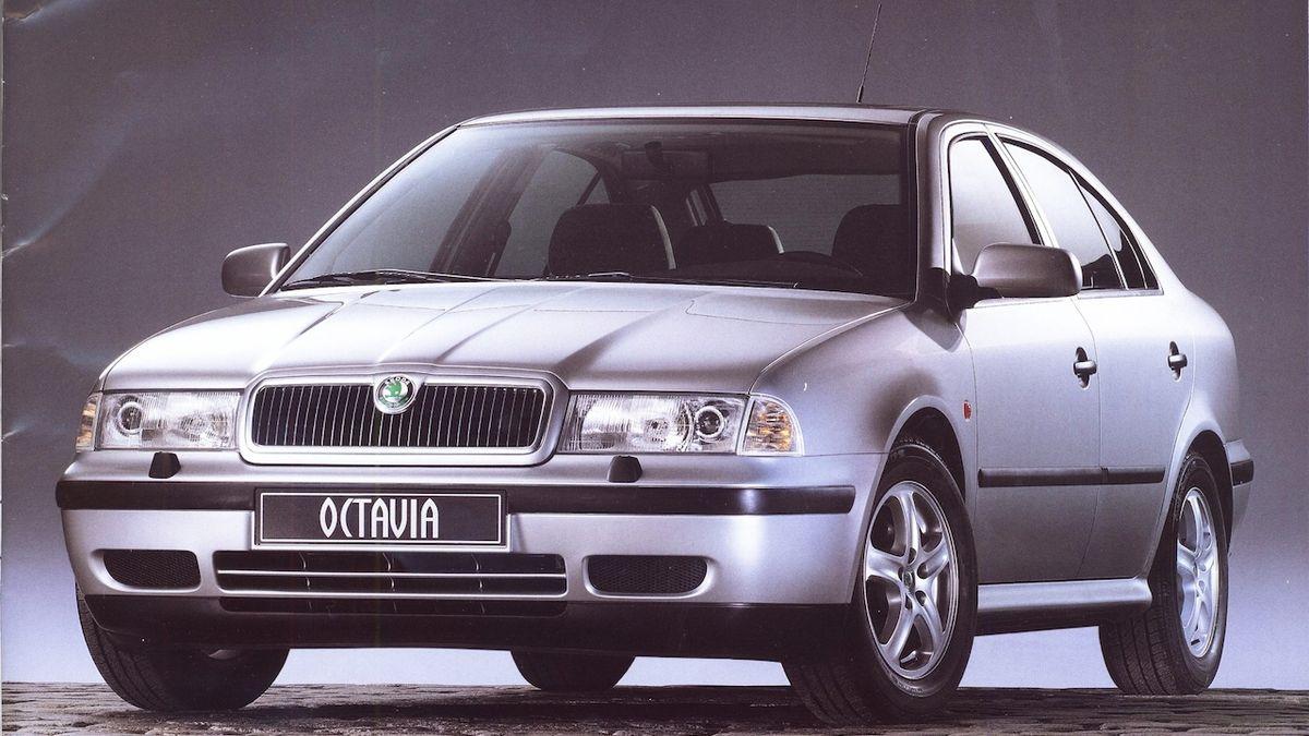 Octavia je nejprodávanějším modelem Škody. Slaví 25 let od představení