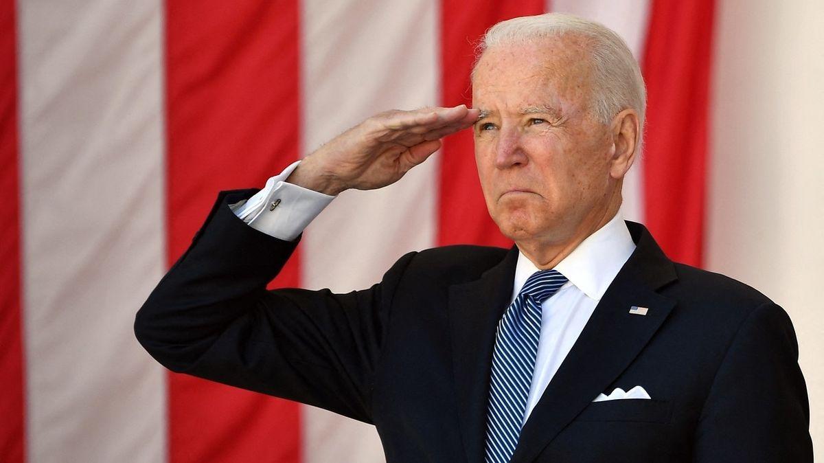 Díky, kámo od protinožců. Biden si nemohl vybavit jméno australského premiéra