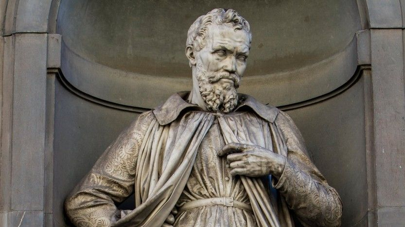 Vědci zkoumali Michelangelovy boty. Obří stopy, které zanechal v umění, učinila překvapivě malá osoba