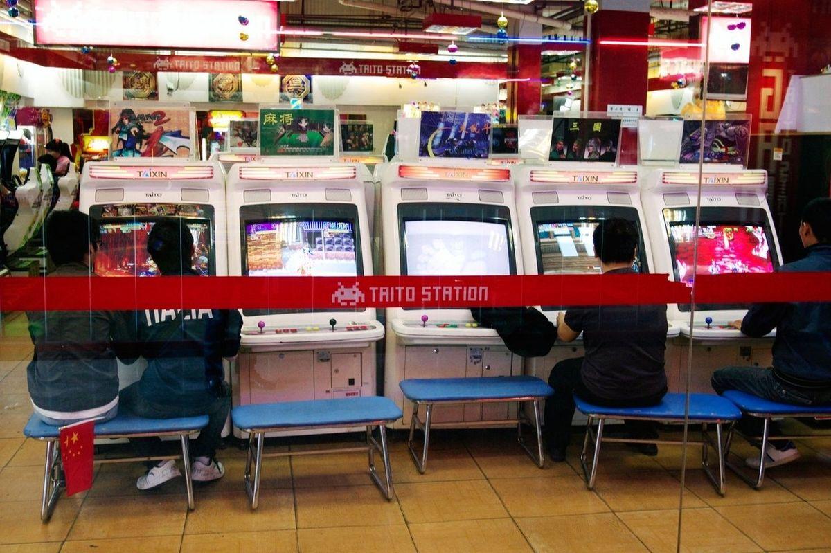 Čínské děti budou nově smět hrát PC hry jen tři hodiny týdně. Ilustrační foto