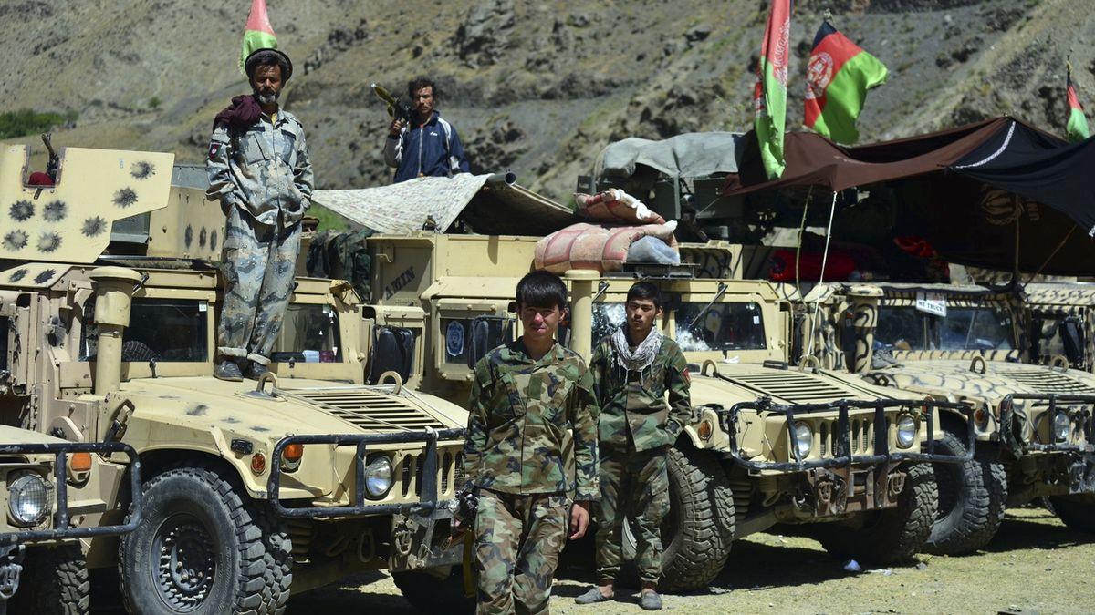 Tálibán a jeho odpůrci z údolí Pandžšír se domluvili na příměří