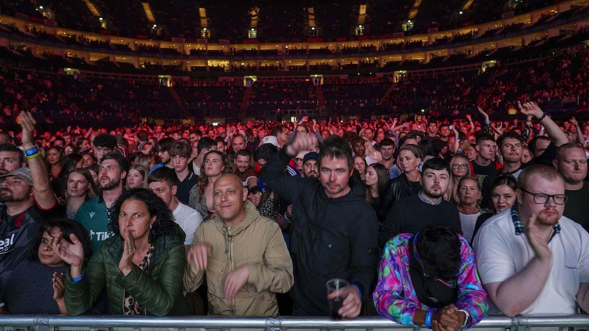 Jdete na koncert nebo na fotbal? Bezinfekčnost bude už na vstupence