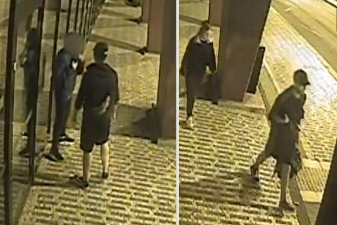 Kamera zachytila loupež v Michli