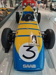 Jednomístný Formel Junior.