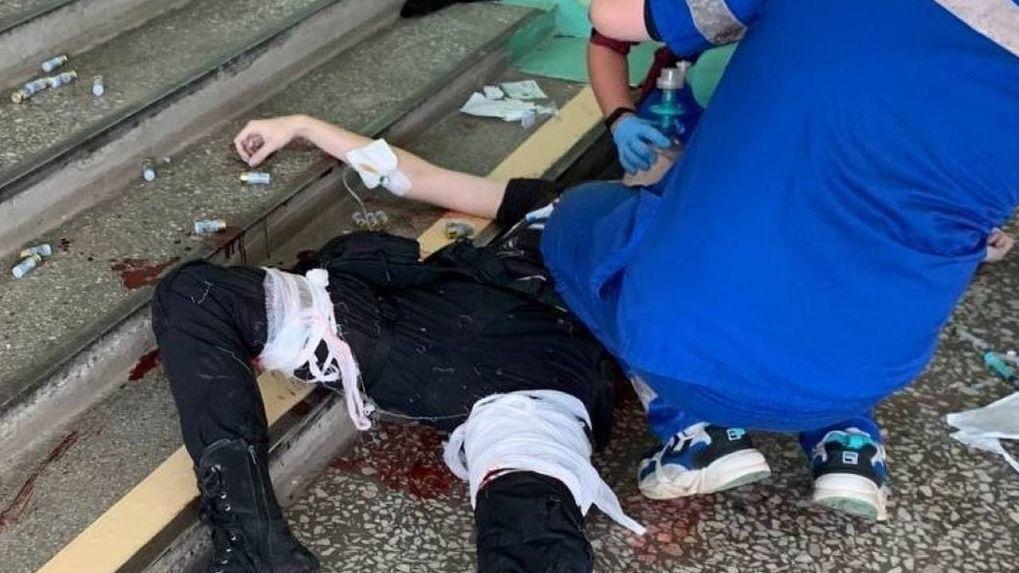 Střelec z permské školy je po smrti