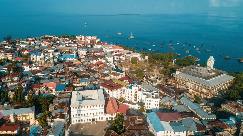 Jako padající domino. Na Zanzibaru vyroste futuristický mrakodrap