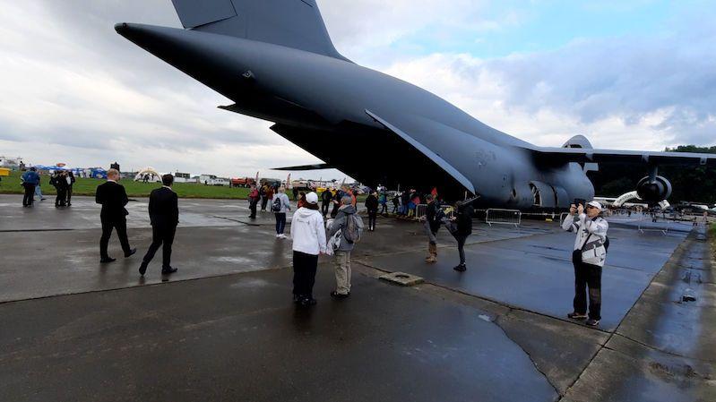V Mošnově začaly Dny NATO, letos největší hromadná akce v ČR