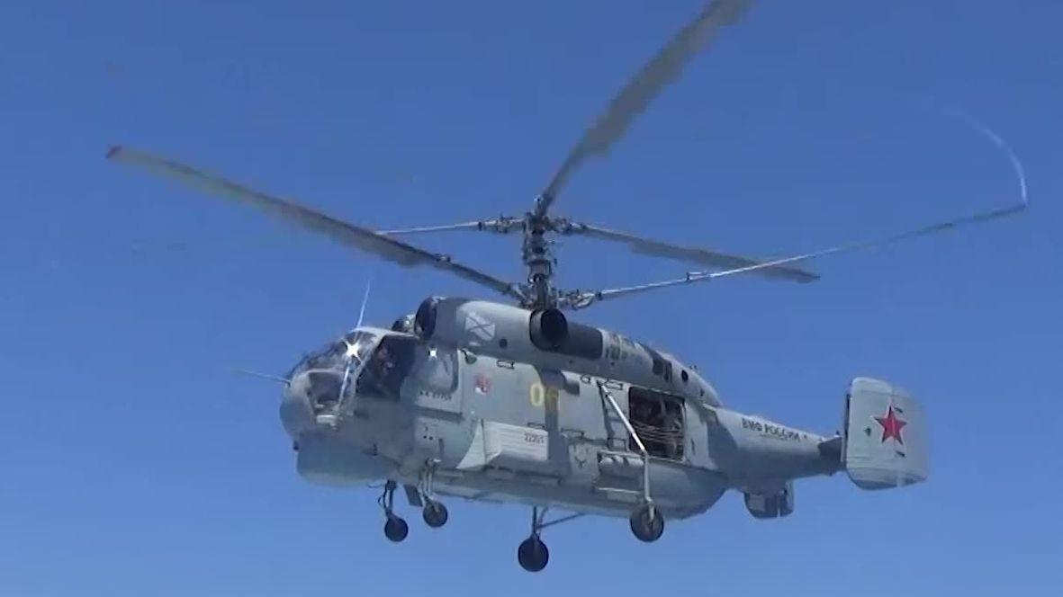 Na Kamčatce našli trosky vrtulníku tajné služby, pád nikdo nepřežil