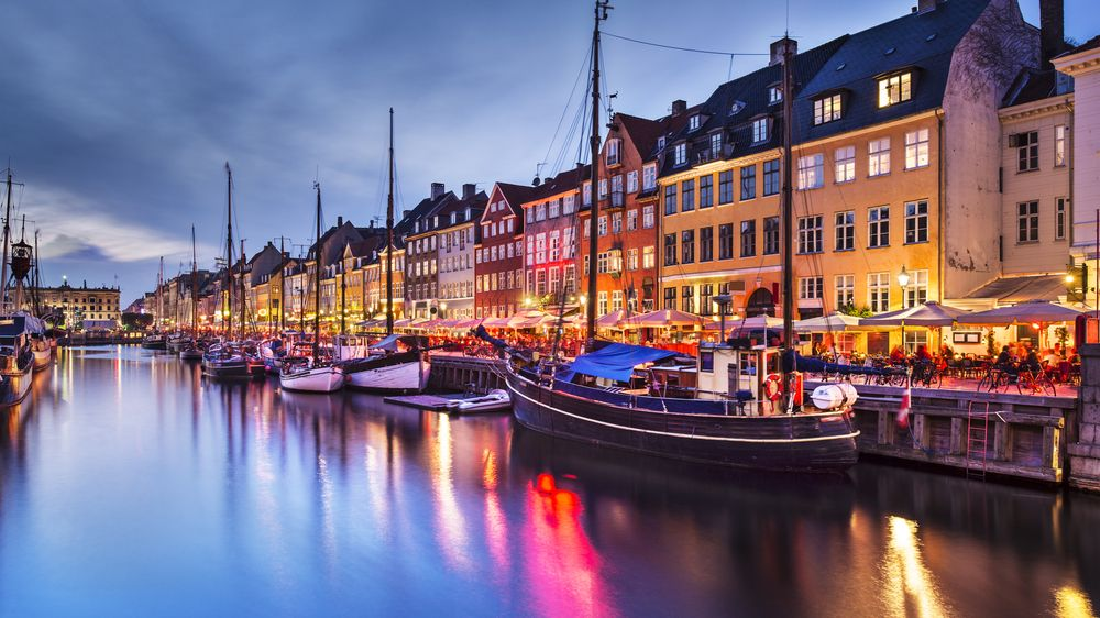 Kodaň je nejbezpečnějším městem planety