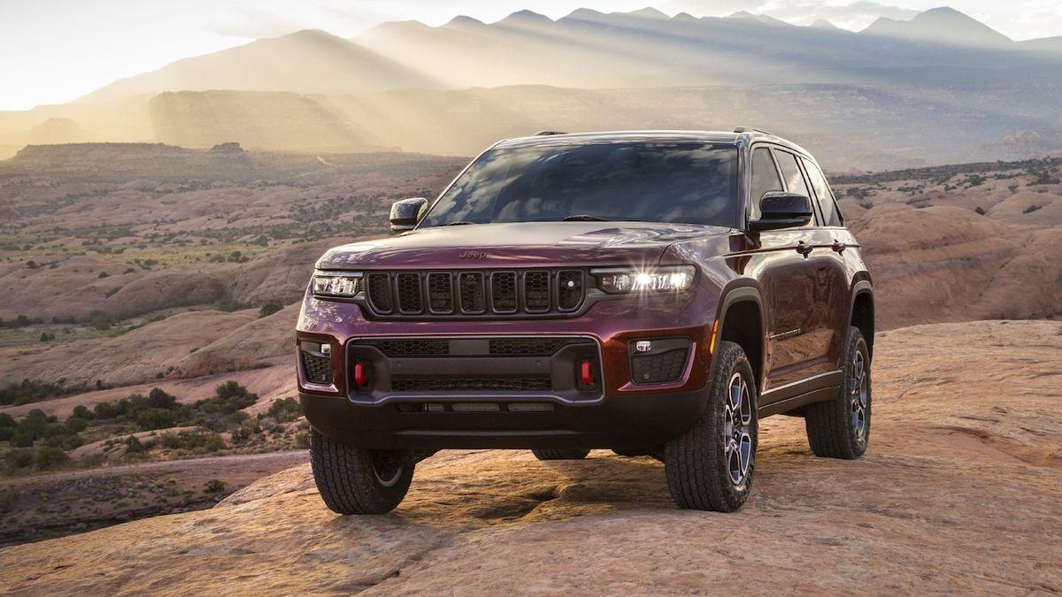 Nový Jeep Grand Cherokee přijíždí s osmiválcem i plug-in hybridem