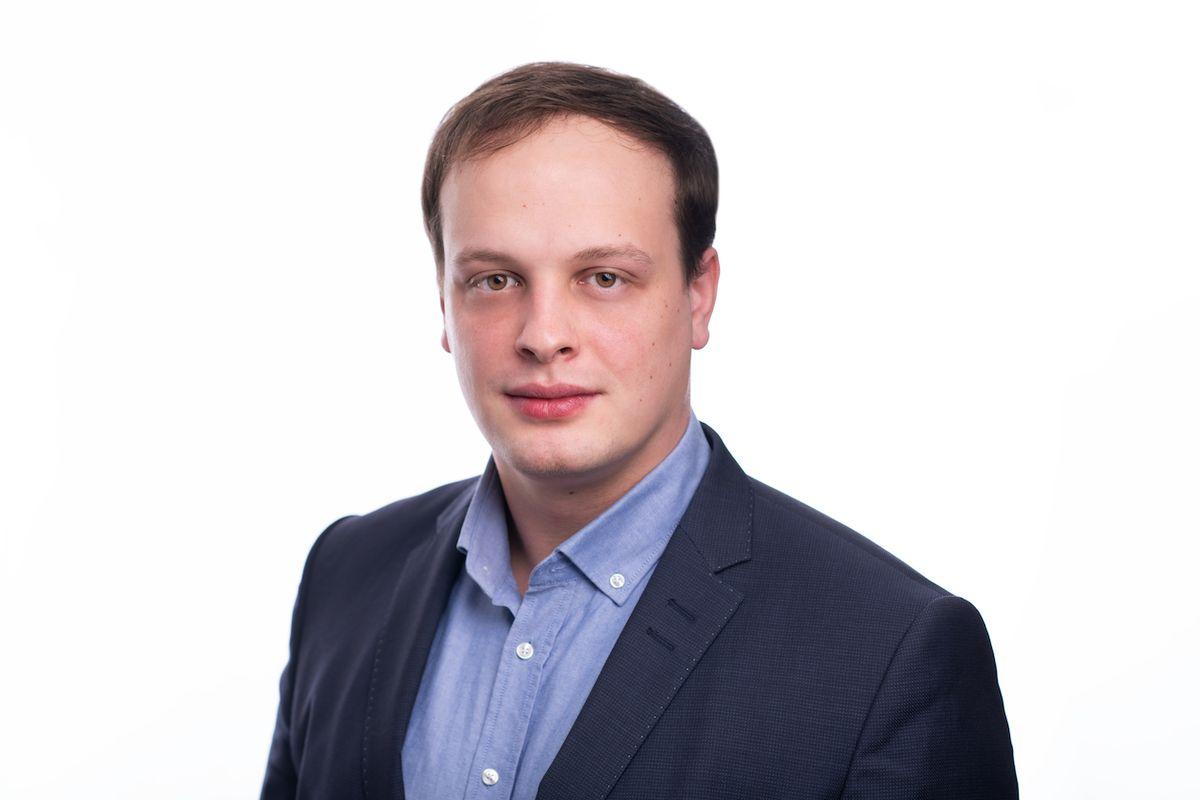 Hlavní ekonom skupiny Roklen Pavel Peterka