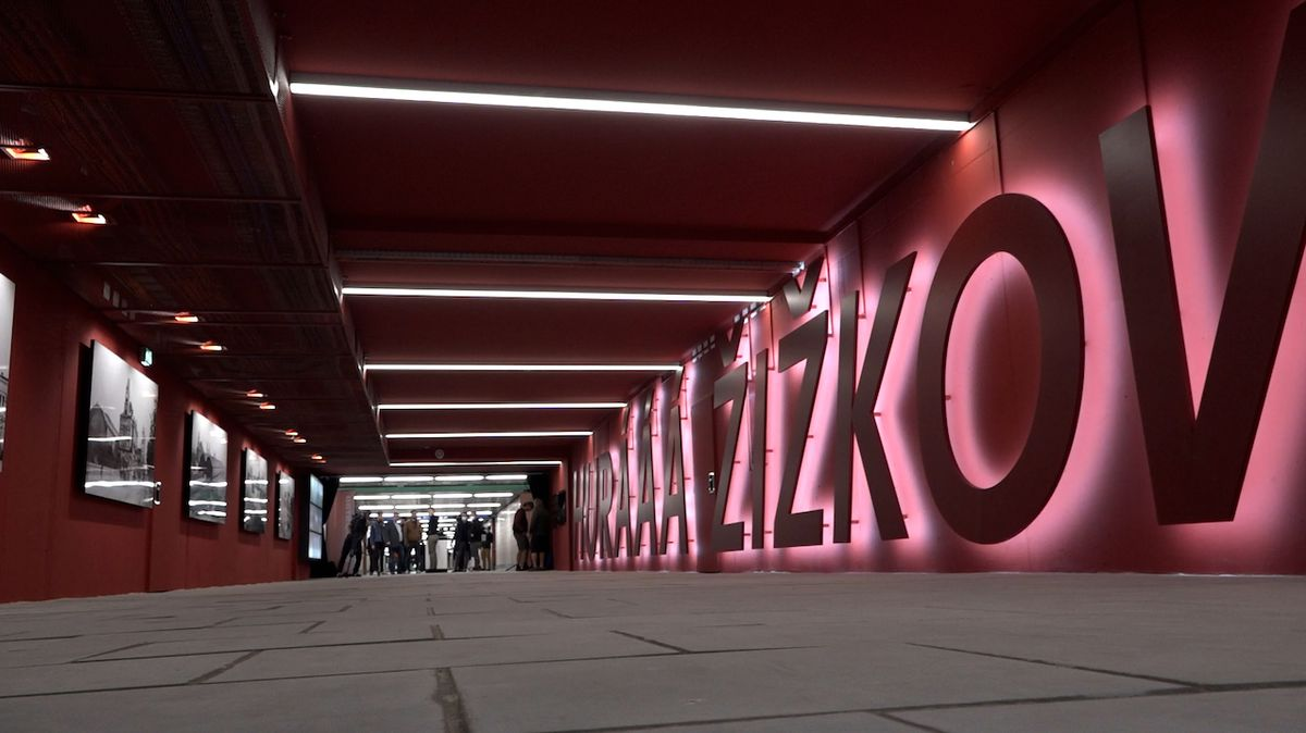 Na hlavním nádraží otevřeli podchod na Žižkov. V Praze vznikla také nová stanice