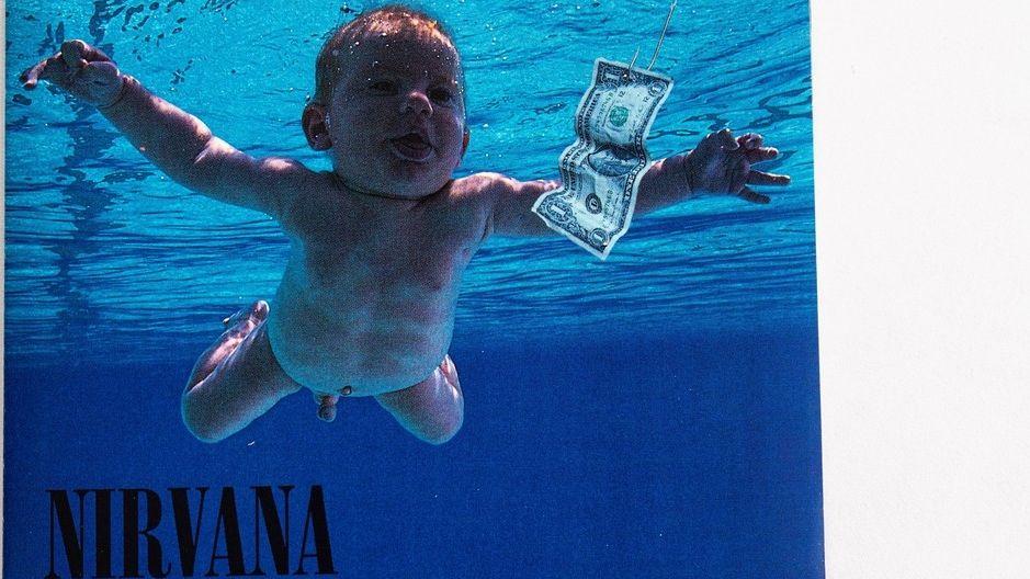 Světoznámé album Nirvany se dočkalo dalšího remaku. Postaral se o to cyklista