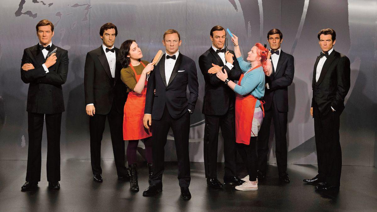 Bond. James Bond. Zajímavosti o všech 25 filmech