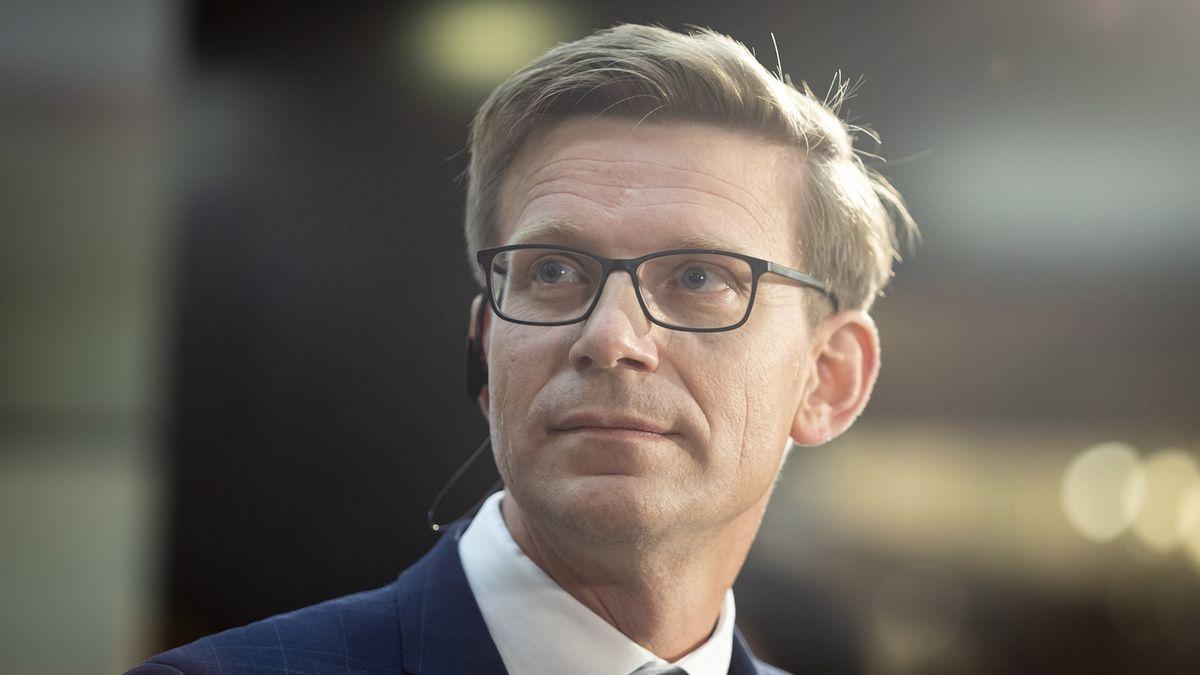 Místopředseda ODS Martin Kupka.