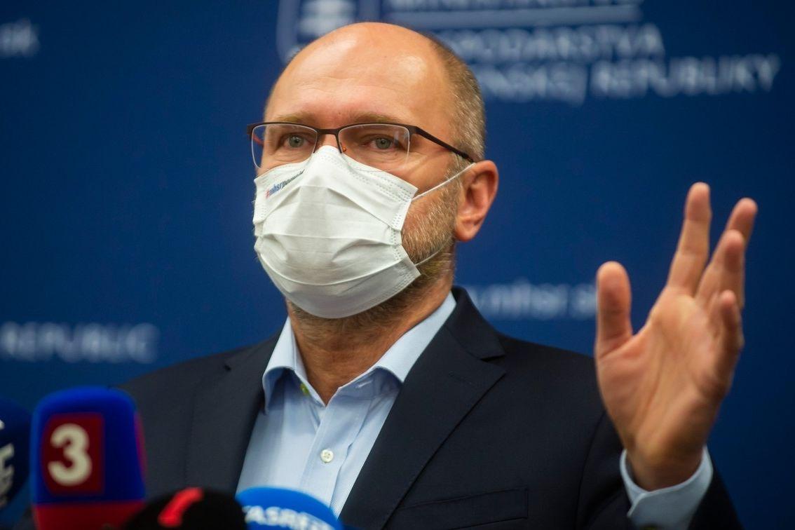 Slovenský ministr hospodářství Richard Sulík