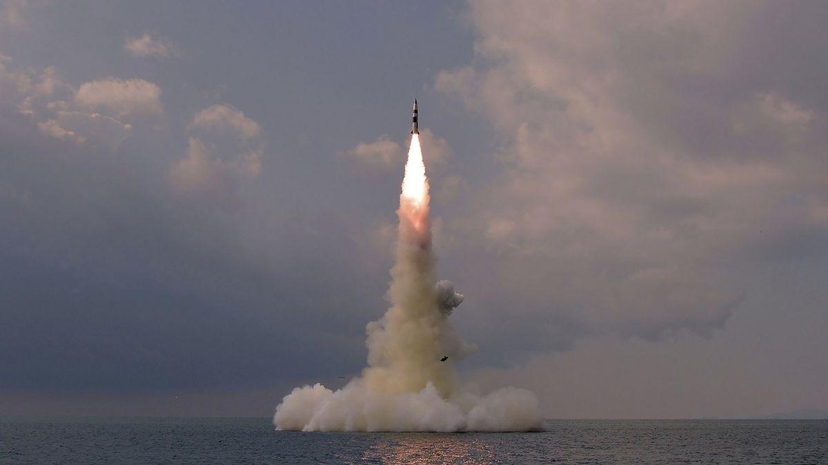 KLDR má vylepšenou balistickou raketu pro ponorky, ty jí však chybějí