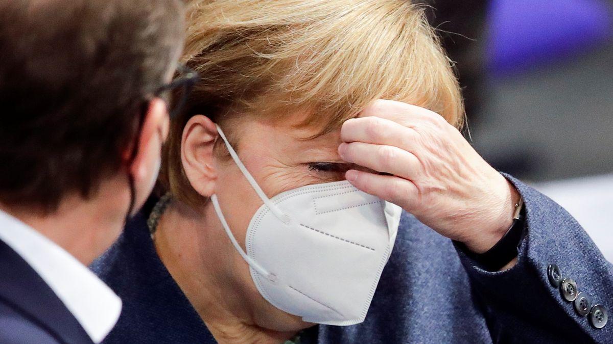 Merkelová prosadila výrazné omezení pohybu