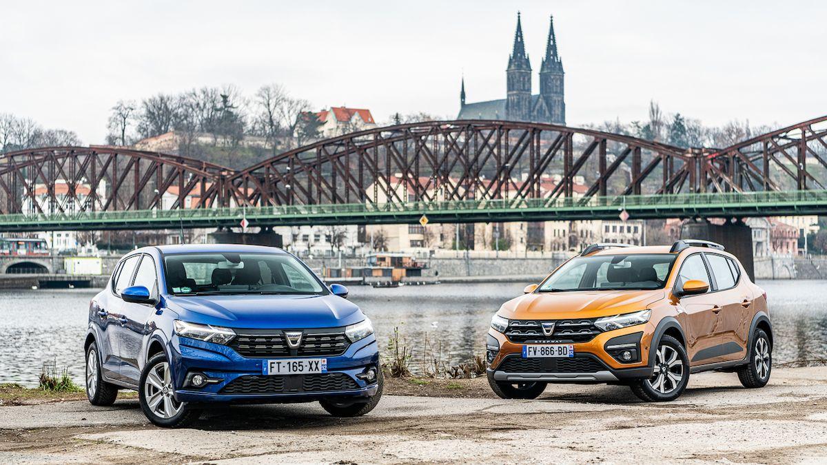 Nová Dacia Sandero má ceny pro český trh, zůstává dostupná