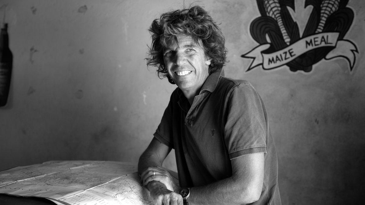 Cestovatel a spisovatel Michael Martin: Podporujme nomády