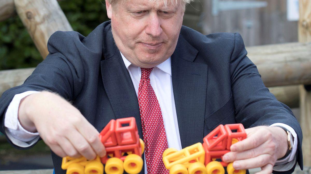 Borisova podmořská díra má problém: není jasné, zda může vést až do Severního Irska