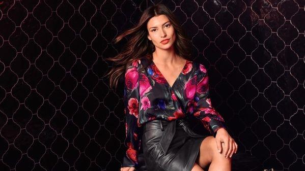 Fialová: Barva, která dodá vašemu šatníku punc luxusu