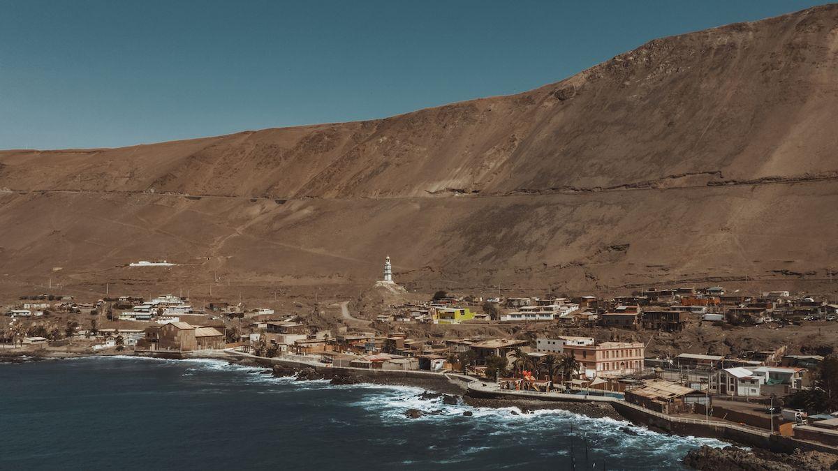 Vědecký objev proměnil bohatý přístav v zaprášenou vesnici, kde se stěží najíte