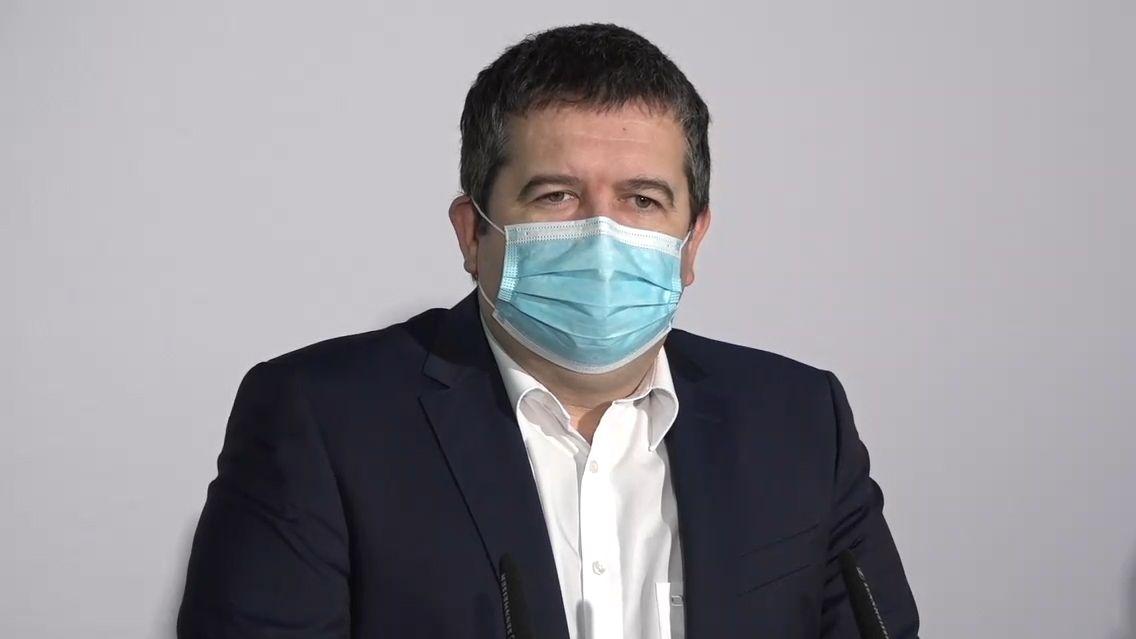 Hamáček: Konec nouzového stavu znamená kolaps a chaos