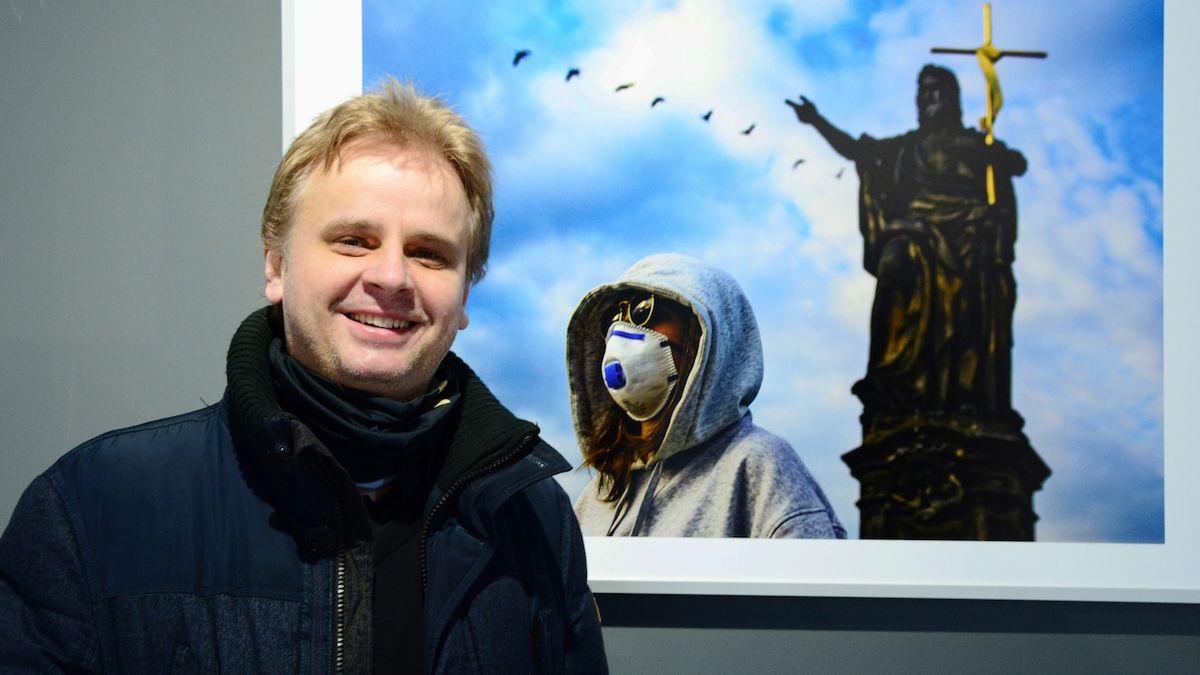 Fotograf Roman Vondrouš: Mám možnost fotit celosvětové téma