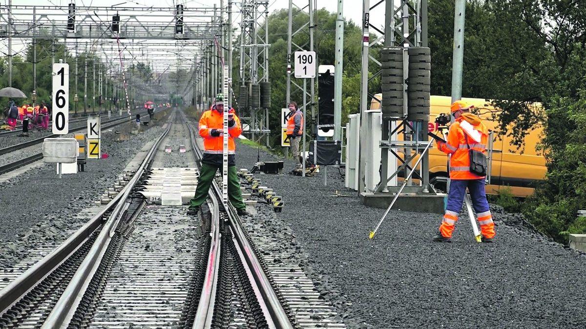 Chytrá výhybka zrychlí vlaky