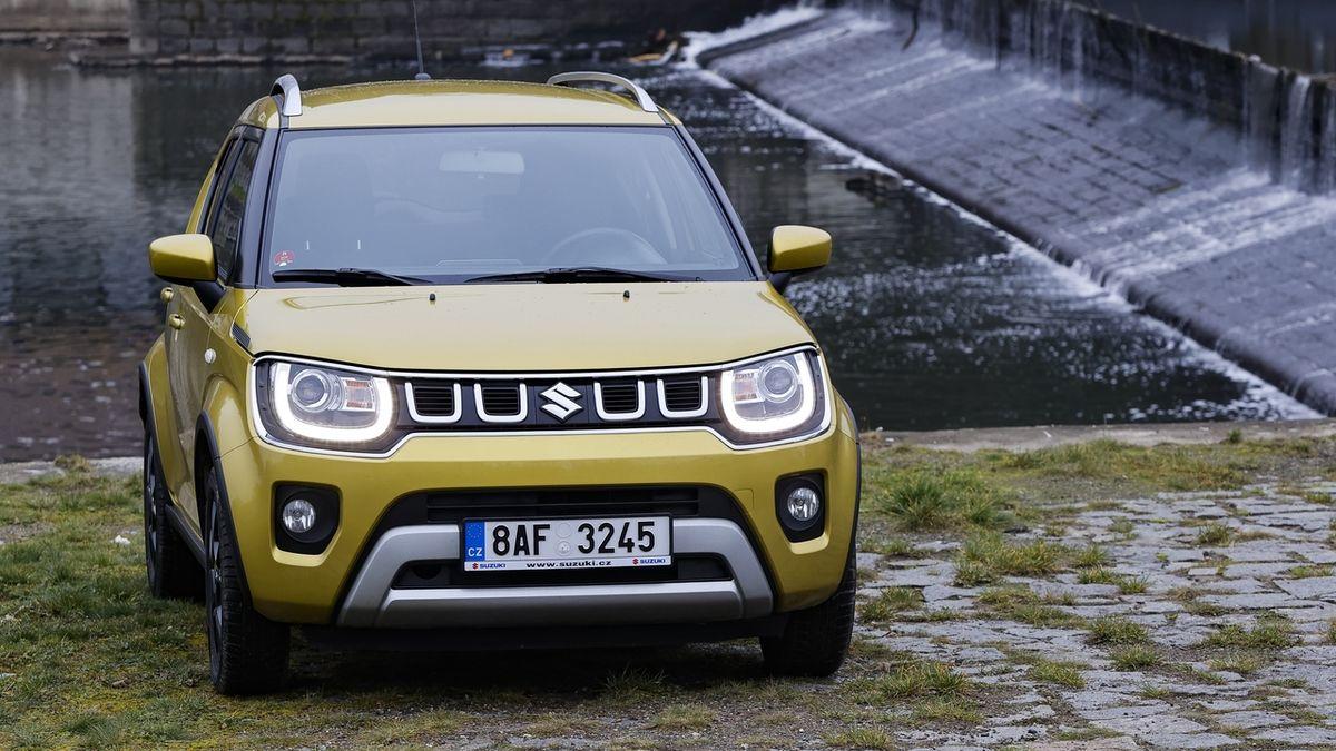 Test Suzuki Ignis AllGrip Hybrid: Schopné, ale nepříliš komfortní