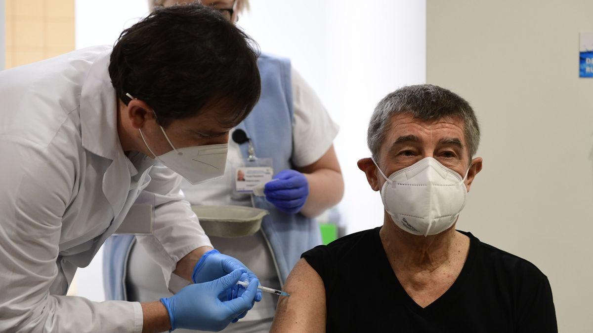 Další registrační systém k očkování se od února otevírat nebude, řekl Babiš