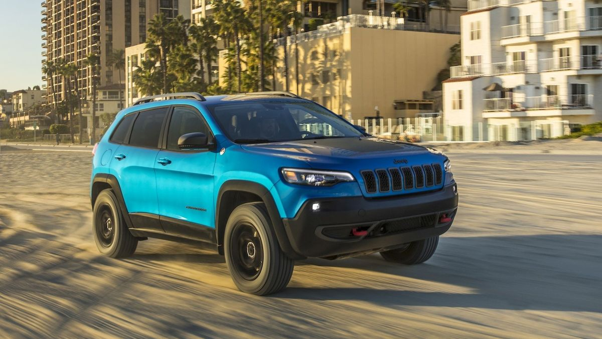 Indiáni chtějí změnit název ikonického jeepu