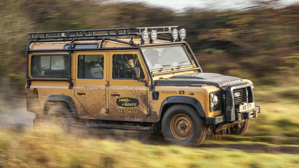 Land Rover vyprodal starý Defender za pouhé tři dny, i přes vysokou cenovku