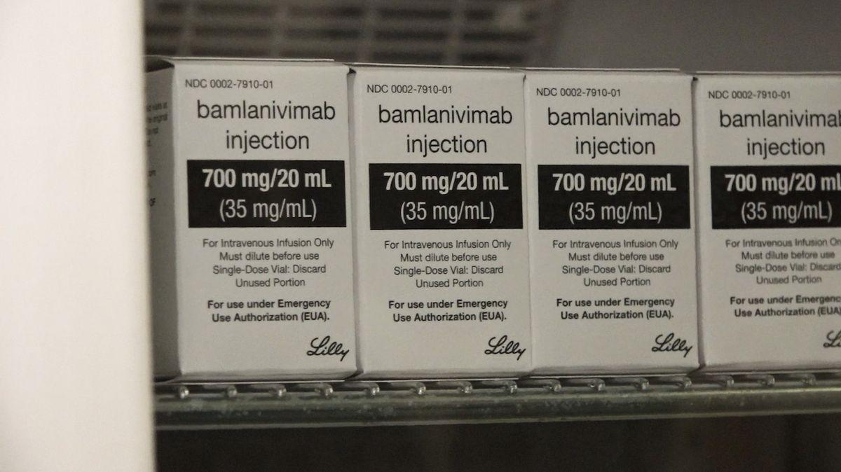 Protilátkové léky nově i bez prokázání covidu