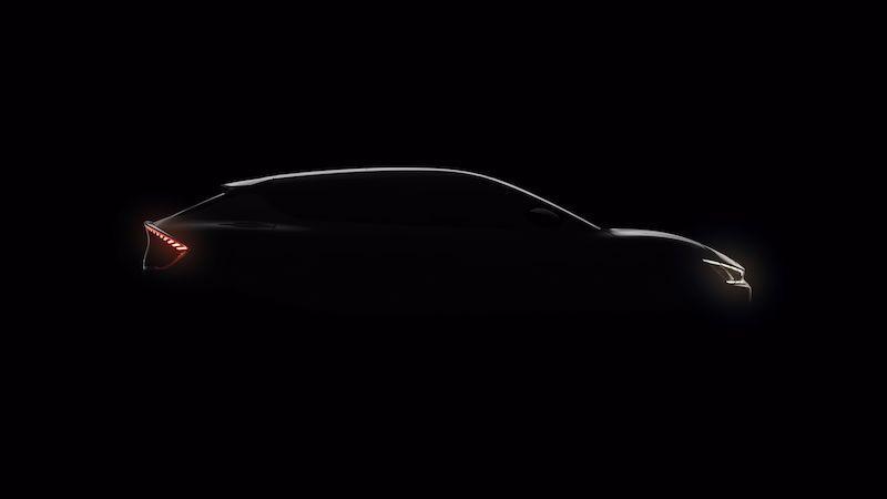 Kia poutá na nový elektrický crossover