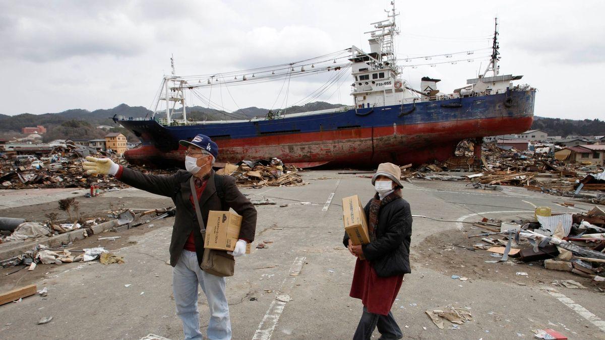 Před deseti lety zemětřesení v Japonsku zastavilo historické hodiny. Další je nyní zase rozběhlo