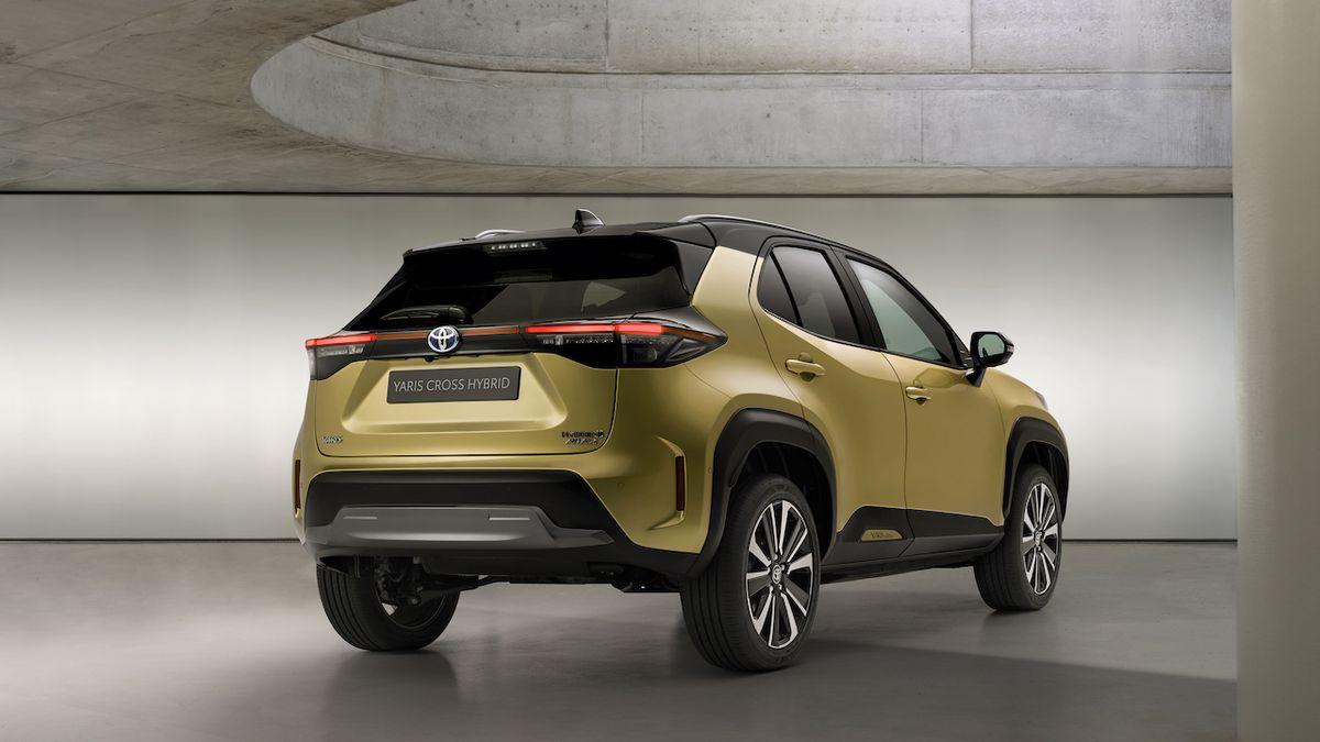 Toyota Yaris Cross dorazí i v dobrodružné verzi