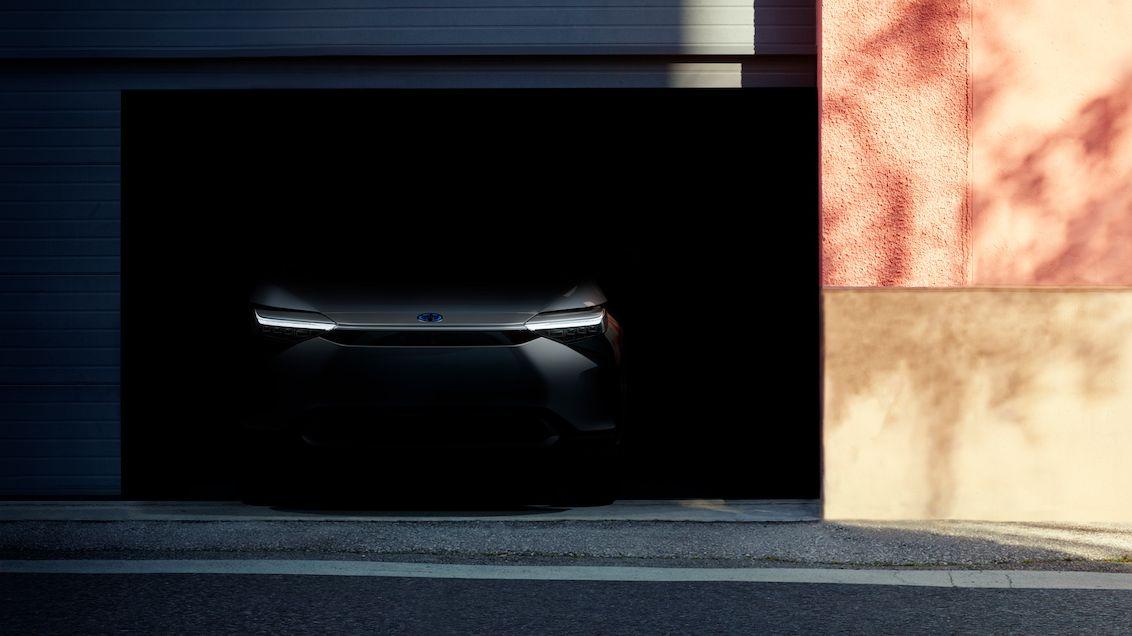 Toyota ukazuje chystané elektrické SUV
