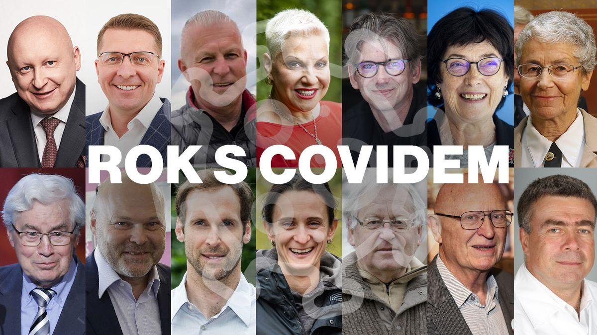 ROK S COVIDEM: Nacházejí osobnosti na pandemii i něco pozitivního?