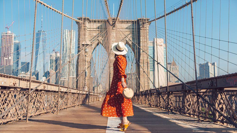 New York čeká letos oproti roku 2019 polovinu turistů