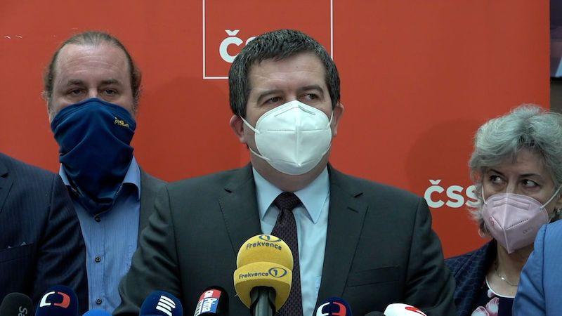 Brífink ministra Hamáčka k cestě do Moskvy