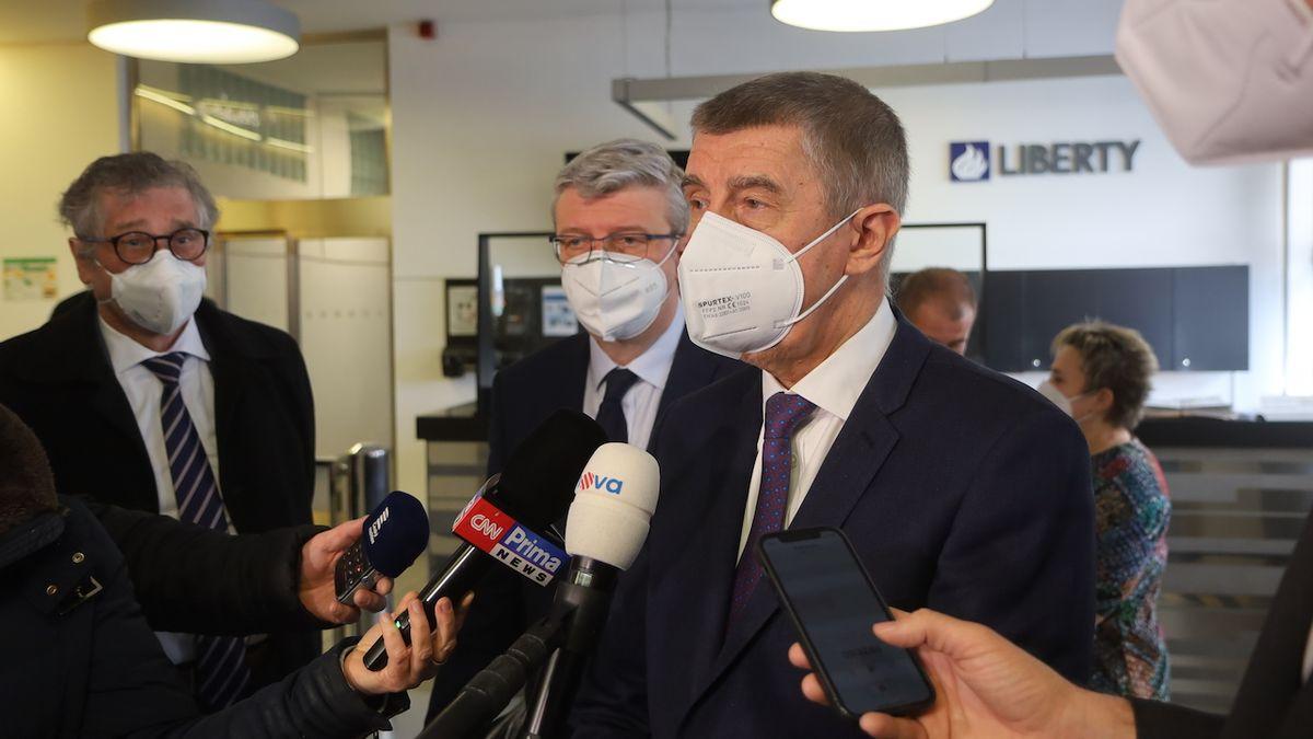 Vedení Liberty slíbilo zástupcům vlády, že povolenky zůstanou v Česku