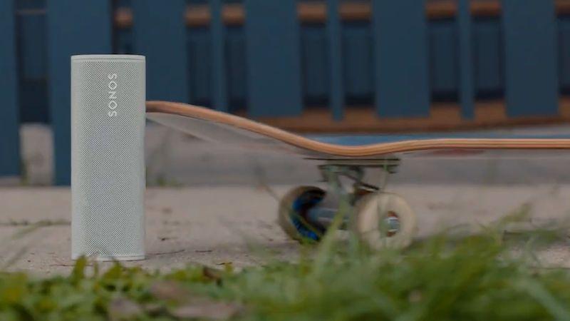 Malý reproduktor s velkým zvukem. Sonos Roam se nelekne ani vody