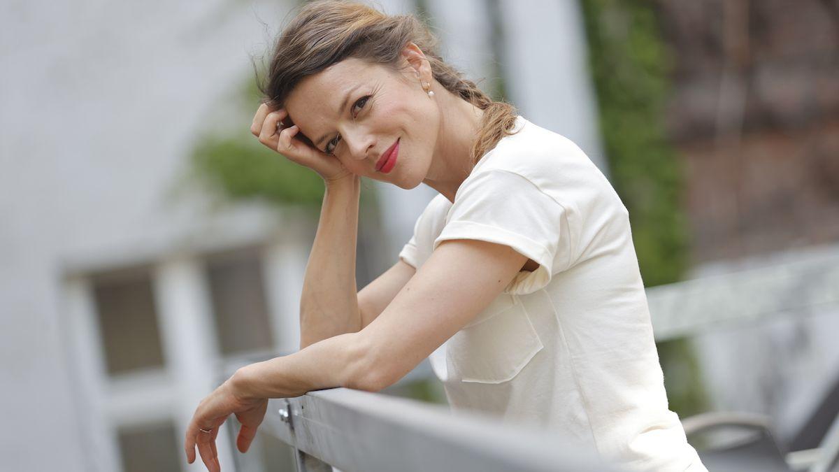 Herečka Andrea Kerestešová Růžičková: Toužím znovu cestovat a pracovat