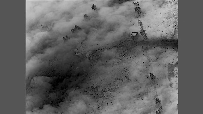 USA zveřejnily záběry z útoků na proíránské milice, američtí vojáci čelili další palbě